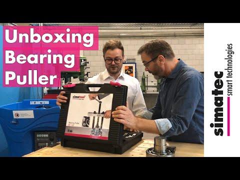 Bearing Puller BP 160