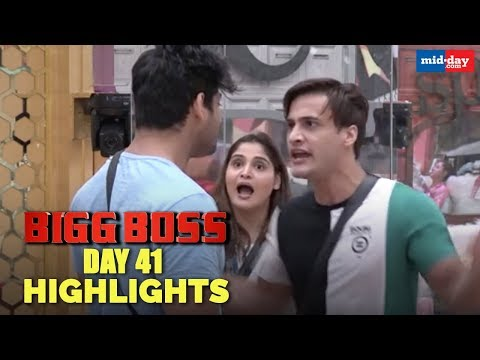Sidharth Shukla and Asim Riaz fight over Arti Singh | Bigg Boss 13 Highlights