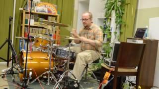 Basement Jaxx - Oh My Gosh 1st take drum cover