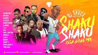 Shaku Shaku Dance Street Afrobeats Mix I 2018 – DJ SAUCE UKRAINE.