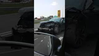 Ужасное ДТП в Анапе (24.07.2017)