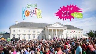 Festival Kefír 2015 - 3. ročník - oficiální video