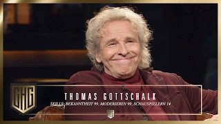 Zu Gast: Thomas Gottschalk | Circus Halligalli | ProSieben