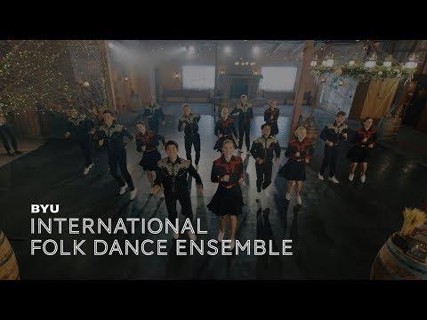 Go Big Clogging - BYU International Folk Dance Ensemble