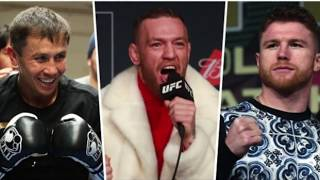 McGregor: No Fan of Canelo, Golovkin - I Want Lomachenko-Rigo