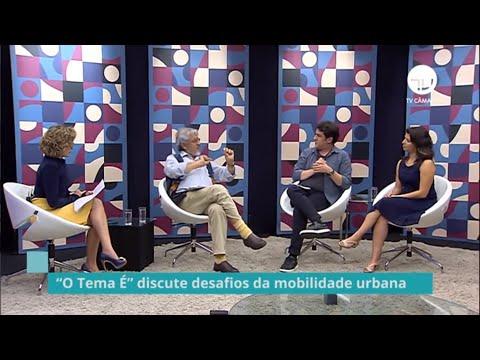 Especialistas discutem desafios da mobilidade urbana - 22/01/2020