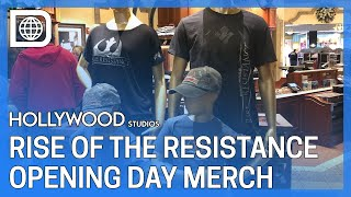 Star Wars: Rise Of The Resistance Opening Day Merchandise - Hollywood Studios