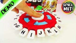 PimPamPet! Stadt Land Fluss 2.0 - Neue Variante! Spiel gegen die Zeit! Spiel mit mir Kinderspielzeug