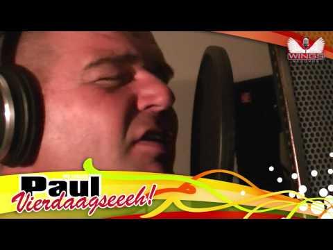 Paul van Schaijik - Vierdaagseeeh! (Vierdaagselied)