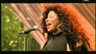 Chaka Khan   My Funny Valentine Part 2. Live In Pori Jazz 2002.