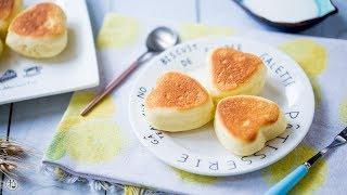 【拾味爸爸】[青瓜酸奶小面包]一口平底锅就能搞定的小面包,酸酸甜甜还带着蔬果的清香!