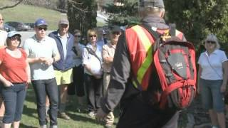 preview picture of video 'Take a Hike - Jane's Walk Downtown'