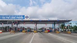 Cao Tốc Long Thành, đi Sài Gòn, Mùng 9, Tết Đinh Dậu 2017