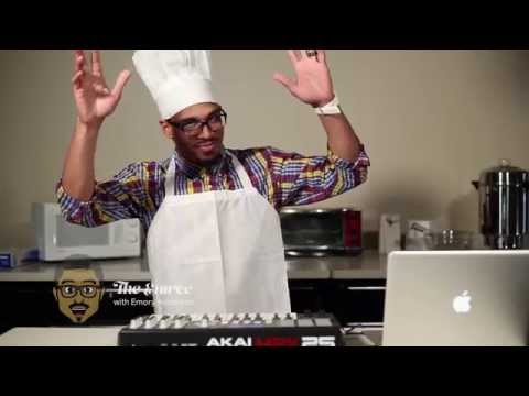 In the Kitchen (The Entree Promo)