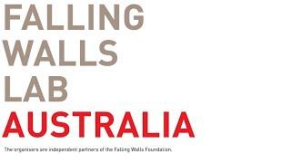 Falling Walls Lab Australia 2020