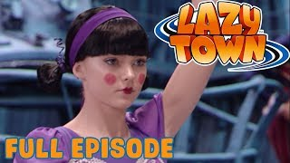 Lazy Town   Dancing Duel   Full Episode