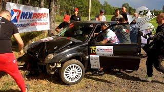 TARMAC MASTERS 3° MX Profi Rally 2020 | Gryfów Śląski | CRAZY FALLING OUT by GRB