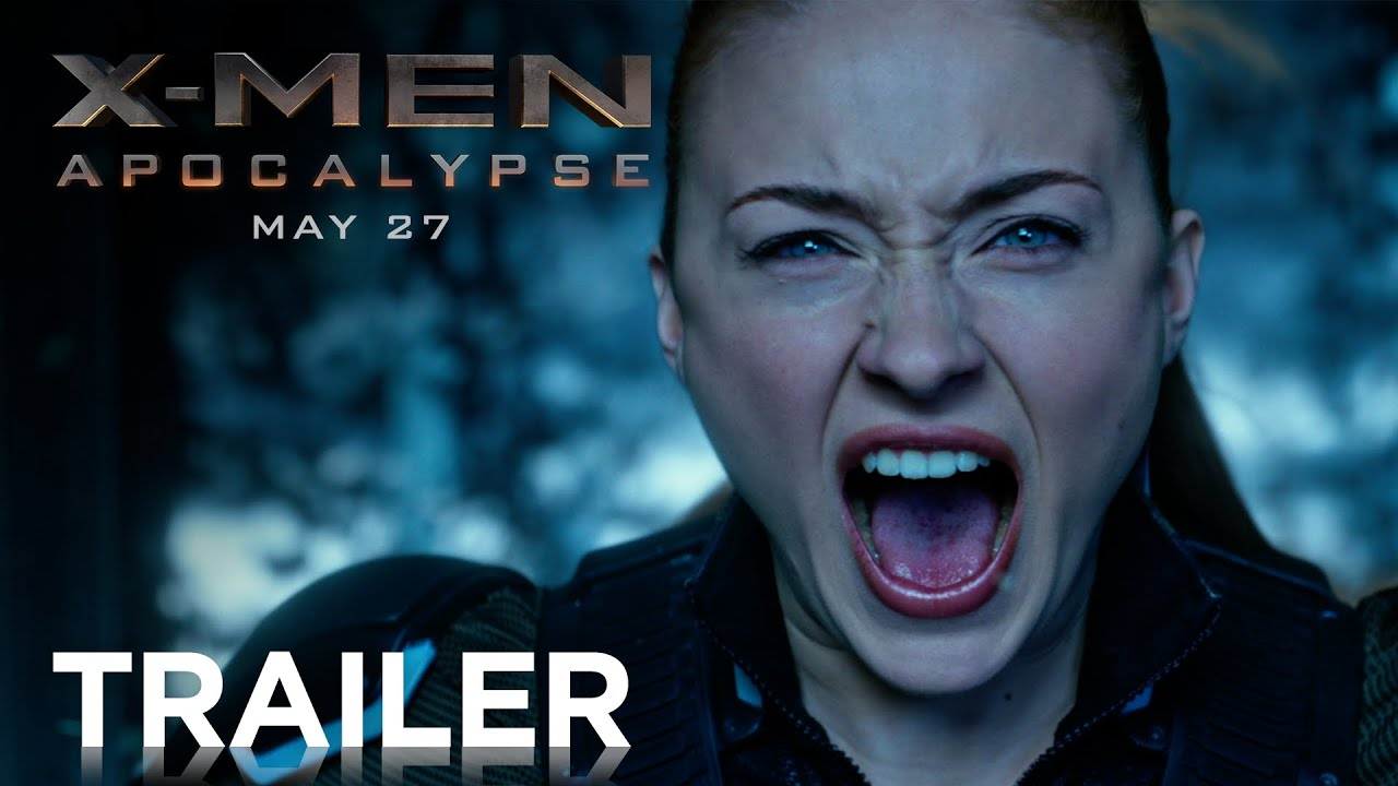 >X-Men: Apocalypse | Final Trailer [HD] | 20th Century FOX