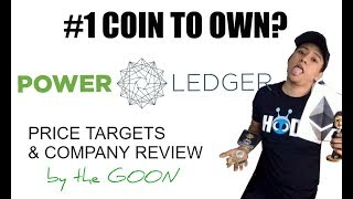 Power Ledger POWR  💡 - Company Review And Targets 💵🤑💲🚀 (Decentralized Energy Marketplace) 😱