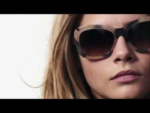 Burberry Commercial for Burberry Eyewear The Trench Collection (2014 - 2015) (Television Commercial)