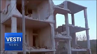As Promised! Planned Chemical False Flag in Idlib by NATO and Islamic Terrorists Now Underway