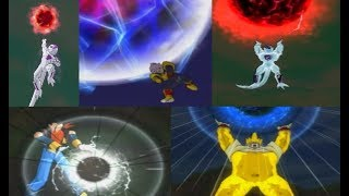 The Evolution of Death Balls