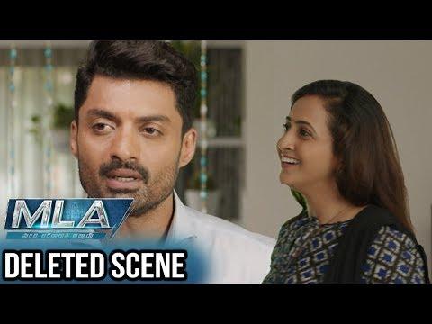 MLA Movie Deleted Scenes   Kalyan Ram Talking to Vennela Kishore About His Love   Kajal Aggarwal