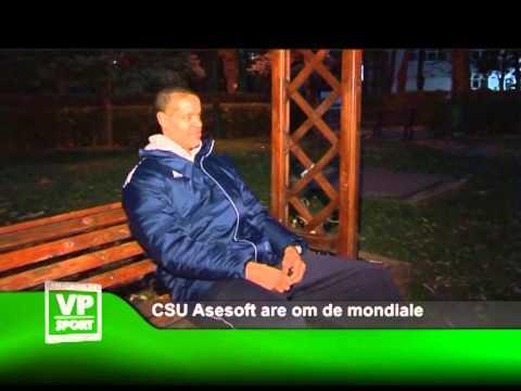 CSU Asesoft are baschetbalist de mondiale