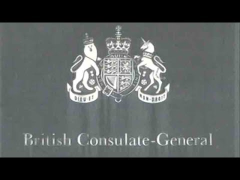 British consulate employee confirmed detained