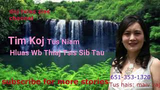 Tim Koj Tus Niam Hluas Wb Thiaj Tsis Sib Tau. 05/22/2018 - Video Youtube