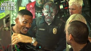 Download Youtube: Go Behind the Scenes of Bright (2017)