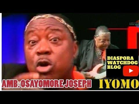 Interview with Amb-Osayomore Joseph on his kidnap Ordeal - смотреть