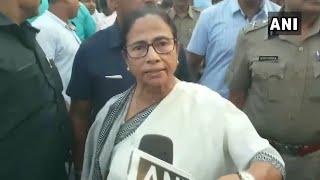 Mamata objects to 'Jai Sri Ram' slogan again, says will act on 'outsiders'