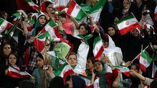 video: Fifa must sustain pressure on Iran to ensure their courageous female fans are not forgotten