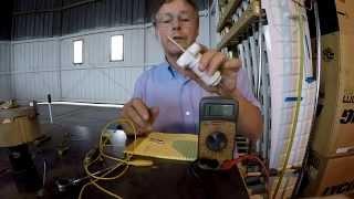 AP450-100 Shimmy Damper Test