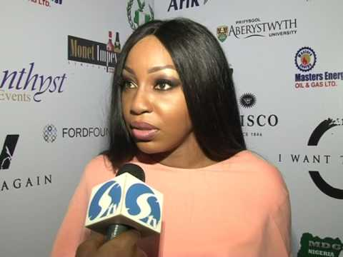 Watch How Rita Dominic Reacts To Annoying  Question From Fans