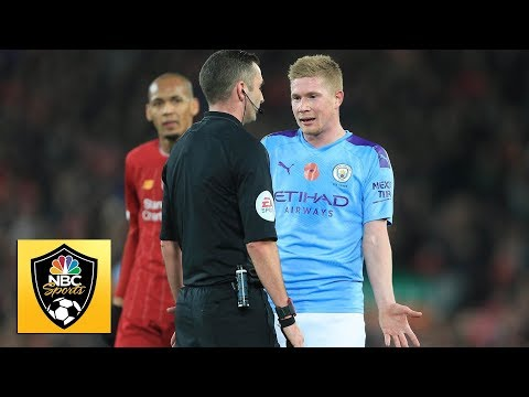 Where do Liverpool and Manchester City stand after clash? | Premier League | NBC Sports