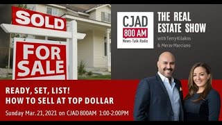 Ready, set, list! How to Sell at Top Dollar