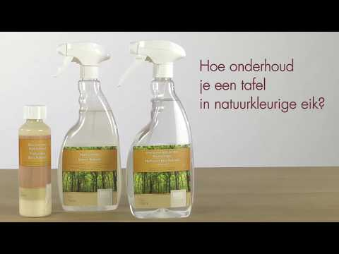 Beschermer natuurhouten meubelen 250 ml