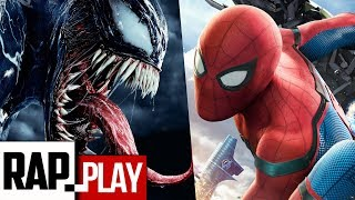 VENOM VS SPIDERMAN RAP | KRONNO x ZARCORT  NERY G Ft. Hollywood Legend | ( Videoclip Oficial )