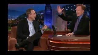Conan Tries To Contain Norm Macdonald