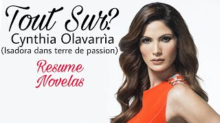 Tout Sur? Cynthia Olavarrìa (ISADORA Dans Terre Passion)
