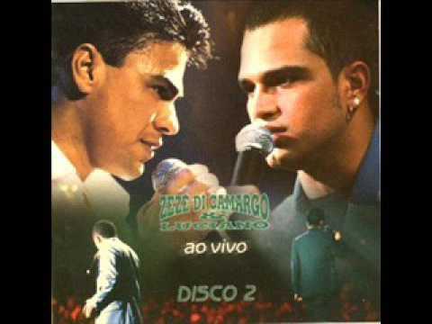 Zezé Di Camargo e Luciano - Felicidade Que Saudade De Você {Ao Vivo Disco 2} (2000)