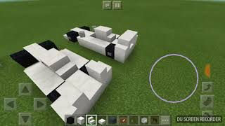 Minecraft Tutorials: How To Build A IndyCar !