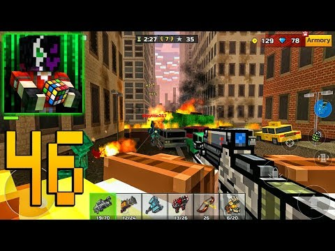 Pixel Gun 3D - Gameplay Walkthrough Part 46