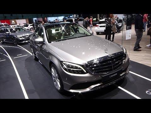 Mercedes Benz  C Class Sedan Седан класса C - рекламное видео 3