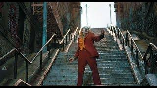 Stairs dance   Joker [UltraHD, HDR]