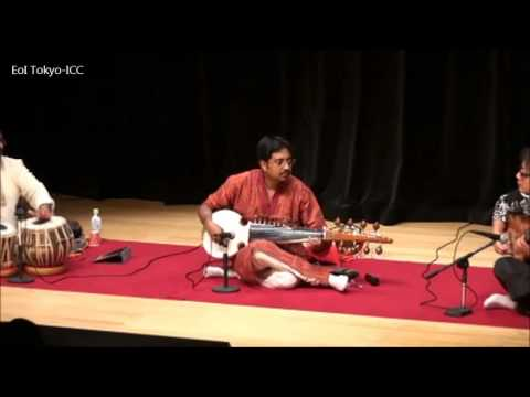 An Evening of Indian Classical Music with Sarod Maestro Pt. Abhisek Lahiri