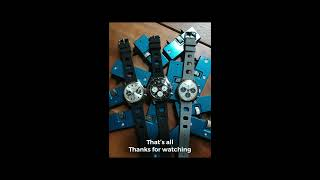 RUEWATCHES Review the Tropic Repros from Cheap Nato Straps
