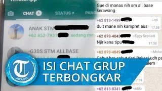 Ada Oknum Polisi yang Terlibat Gerakkan Pelajar STM Ikut Demo, Isi Chat Grup WhatsApp Terbongkar